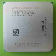 Procesor AMD Athlon 64 3800+ 2.4GHz socket AM2 - Procesor PC, Numar nuclee: 1, 2.0GHz - 2.4GHz
