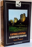 O istorie a statului si societatii bizantine  / Warren Treadgold
