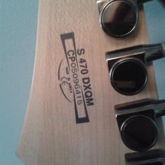 Chitara Ibanez S470DXQM - Chitara electrica
