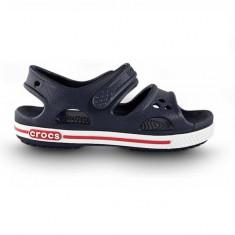 Sandale Crocs pentru copii Crocband 2 (Crc12857-NAV) - Sandale copii Crocs, Marime: 29.5, Culoare: Bleumarin