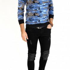 Bluza fashion army tip ZARA - bluza barbati - 7502, Marime: M, L, XL, Culoare: Din imagine