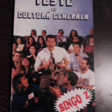 TESTE DE CULTURA GENERALA - Dan Dumitrescu - Editura Z, 1996, 189 p. - Carte Cultura generala