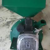 Moara cu Ciocanele 2 in 1 UCRAINA-Motor 2.5 KW-600 kg pe ora