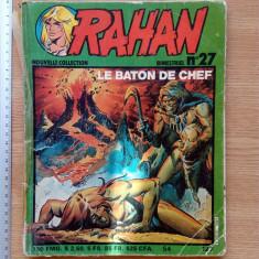 LOT 2 REVISTE VECHI - RAHAN 1982 + VIZ