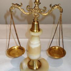 Balanta - Alama + Onix - model baroc