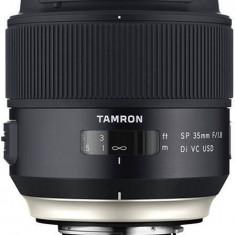 Obiectiv Tamron Canon 35mm F1.8 Di VC USD - Obiectiv DSLR Tamron, Canon - EF/EF-S