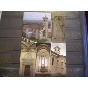 ALBA  IULIA- CATEDRALA  ROMANO- CATOLICA  SF. MIHAIL, 5 VEDERI - NECIRCULATA