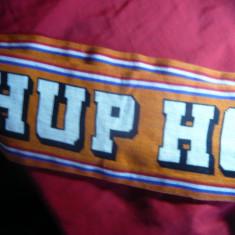 Fular Suporter Echipa Olandei -Hup Holland !, dim.=61x2=122 cm - Fular fotbal