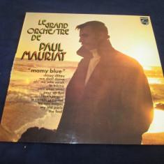 Le grand orchestre de paul mauriat - mamy blue_vinyl, LP, album, UK - Muzica Jazz Altele, VINIL