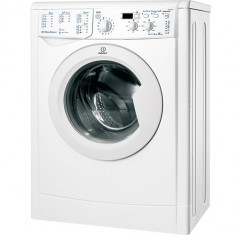 INDESIT Masina de spalat automata Indesit IWSD61051CECO, 1000rpm, capacitate 6 kg, clasa A+, 16 programe, afi - Masini de spalat rufe