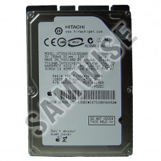 Hard disk 60GB SATA Hitachi Travelstar Laptop, Notebook HTS541660J9SA00 GARANTE! - HDD laptop Hitachi, 41-80 GB, Rotatii: 5400, 8 MB