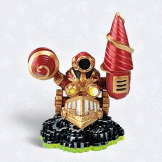 Skylanders - Drill Sergeant - First Edition - Wii Wii U PS4 PS3 XBOX 360 ONE - Figurina Povesti