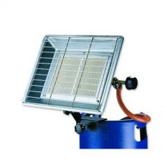 Incalzitor ceramic cu GPL ZILAN ZLN-6126, Putere incalzire 3Kw, Consum gaz 220g/ora - Calorifer electric