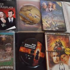 Lot filme pe cd - Film Colectie, DVD, Romana