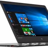 "Ultrabook Lenovo IdeaPad Yoga 900S-12, 12.5"" QHD Touch, Intel Core M5-6Y54, RAM 8GB, SSD 256GB, Windows 10, Argintiu - Laptop Lenovo"