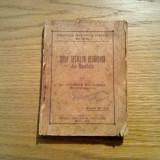 CHIA SECTELOR RELIGIOASE din ROMANIA - Grigore Gh. Comsa - Arad, 1930, 198 p.