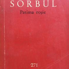 PATIMA ROSIE - Mihail Sorbul - Carte Teatru