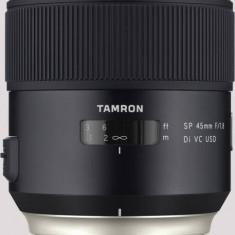 Obiectv Tamron Canon 45mm F1.8 Di VC USD - Obiectiv DSLR Tamron, Canon - EF/EF-S