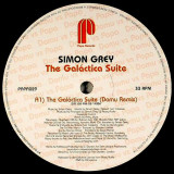 Simon Grey_The Realm And V - The Galactica Suite_One Chance (Vinyl), VINIL