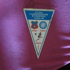 Fanion steaua kuusysi lahti 1986 - Fanion fotbal