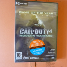 Call of duty 4 Modern Warfare - Game of the year edition - Jocuri PC Activision, Shooting, 18+