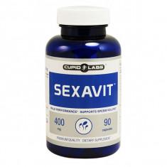 Sexavit capsule impotenta si cantitate de sperma