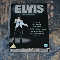 Film - Elvis Collection - 8 Filme [Filme de colectie 8 Discuri DVD], Import UK - Film comedie paramount, Romana