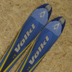 Ski Volk V10 VECTRIS / Legaturi Marker Logic 1 / Schi Titanium / CCS 3D Side Cut - Skiuri Volkl, Marime (cm): 180