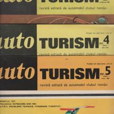 11 reviste autoturism 1969 - Revista auto