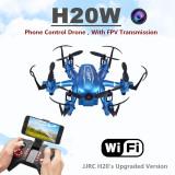 Drona Hexa JJRC H20W Camera 2MP Vizualizare LIVE FPV pe telefon