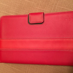Husa Belkin rosie pentru Google Nexus 7 - Husa Tableta