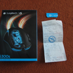 Mouse Logitech G300S