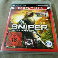 Joc Sniper Ghost Warrior, PS3, original, alte sute de jocuri!