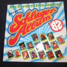 Various - klingendes schlageralbum '82_vinyl, LP, germania - Muzica Dance Altele, VINIL