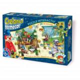 Creionul Fermecat - Puzzle Interactiv