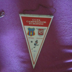 Fanion steaua vejle b k 1985 - Fanion fotbal