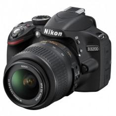 Nikon D3200 - Aparat Foto Nikon D3200, Kit (cu obiectiv)