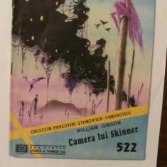 """CY - Revista ANTICIPATIA Numarul 522 / mai / 1995 """"Camera lui Skinner"""""""