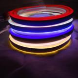 LED Neon Flex DUBLU, Neon Flexibil Rola 100m Diverse culori - LivrareGratuita - Banda LED