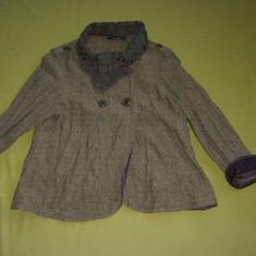 Sacou fabulos SITA MURT original 67% lana, marime italiana 44 - Sacou dama, Culoare: Din imagine