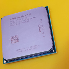 Procesor Triple Core AMD Athlon II X3 425, 2, 70Ghz, Socket AM2+AM3(B) - Procesor PC AMD, Numar nuclee: 3, 2.5-3.0 GHz