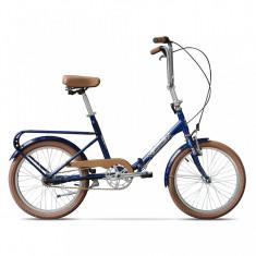 Practic Albastru Calator, pliabilă cu 3 viteze, resigilat - Bicicleta pliabile