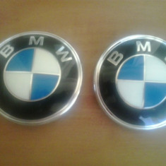 Sigla emblema - BMW - 88 mm - Embleme auto