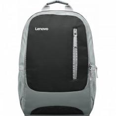 Rucsac Lenovo B500 pentru Notebook-uri de 15.6'', Negru / Gri - Geanta laptop Lenovo, Nailon, Multicolor