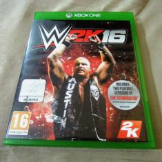 Joc WWE 2k16 XBOX One, original, alte sute de jocuri! - Jocuri Xbox One, Sporturi, Multiplayer