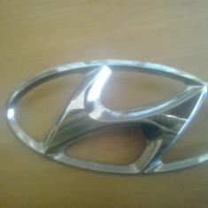 Sigla emblema - HYUNDAI - 130 x 65 mm - Embleme auto