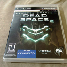 Dead Space 2 Limited Edition, PS3, original, alte sute de jocuri! - Jocuri PS3 Ea Games, Actiune, 18+, Single player