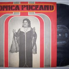 Disc vinil ROMICA PUCEANU (ST - EPE 02097) - Muzica Lautareasca electrecord