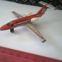 Bnk jc Matchbox - avion - Cessna Citationjet - Macheta Aeromodel
