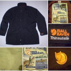 Geaca FJALL RAVEN Thinsulate (XL)barbati fjallraven vanatoare pescuit iarna - Geaca barbati, Culoare: Din imagine